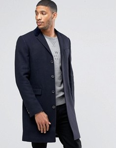Темно-синие пальто Jack Wills - Темно-синий