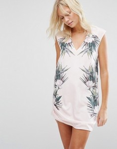 Платье Stylestalker Desert Flower - Розовый