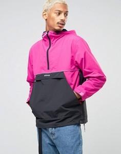 Куртка через голову Stussy - Розовый