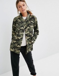 Жакет в стиле милитари New Look - Зеленый