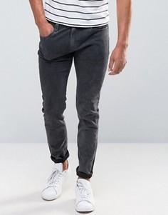 Черные джинсы скинни Bellfield - Темно-синий