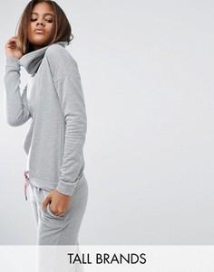 Трикотажная водолазка Vero Moda Tall - Серый