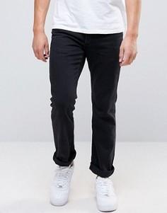 Выбеленные классические джинсы Jack and Jones - Черный