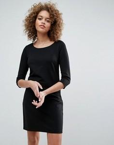 Платье-футболка Only Emma - Черный