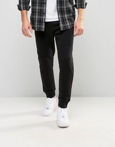 Черные узкие джоггеры New Look - Черный