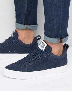 Темно-синие кроссовки Coverse All Star Fulton 153761C - Темно-синий Converse