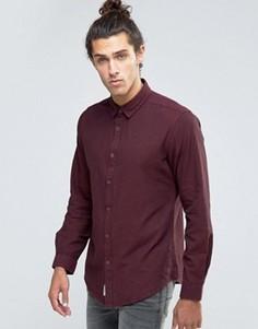 Рубашка в стиле casual от Threadbare - Красный