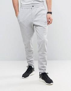 Флисовые джоггеры adidas Originals - Серый