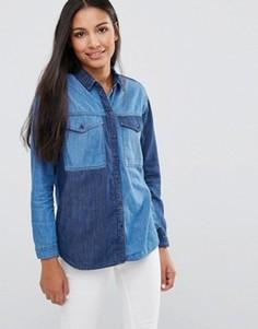 Джинсовая рубашка Pepe Jeans Jerry - Синий