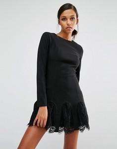 Платье Asilio Desert Paradise - Черный