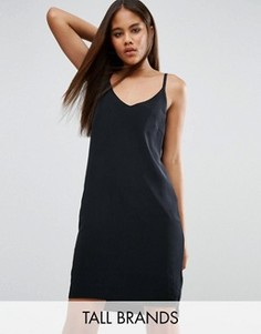 Платье-комбинация Vero Moda Tall - Черный