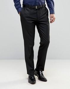 Зауженные брюки под смокинг Jack & Jones Premium - Черный