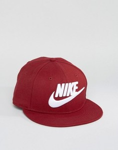 Красная бейсболка Nike Futura 584169-674 - Красный