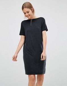 Платье Just Female Date - Черный