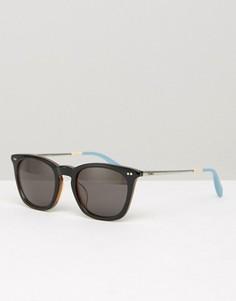 Квадратные солнцезащитные очки Toms Max - Черный