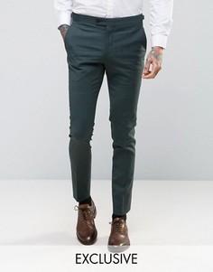 Супероблегающие брюки Hart Hollywood - Зеленый
