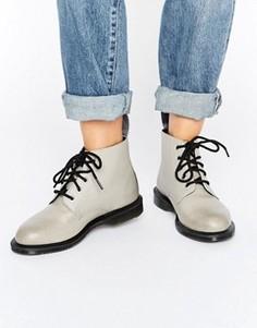 Ботинки Dr Martens Emmeline - Серый