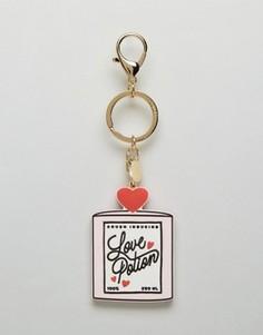 Брелок для ключей с надписью Love Potion Ban.Do - Мульти