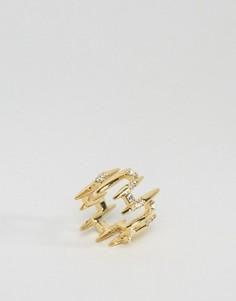 Кольцо CC Skye Muholland - Золотой