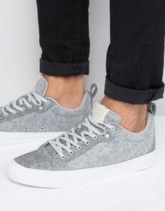 Серые кроссовки Converse All Star Fulton 153745C - Серый