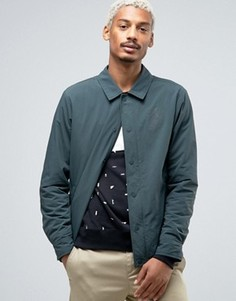 Зеленая тренерская куртка с логотипом Nike SB 823588-364 - Зеленый