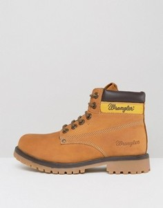 Ботинки Wrangler Hunter - Бежевый