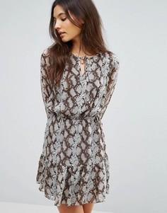 Платье Greylin Sellia - Серый