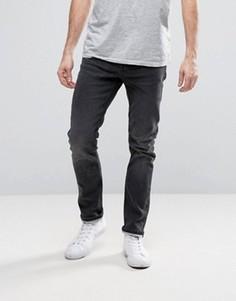 Эластичные джинсы слим Only & Sons - Серый