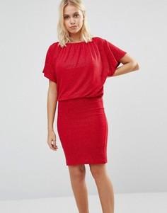 Платье b.Young - Красный