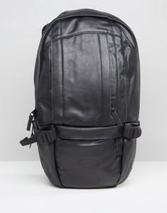 Черный кожаный рюкзак Eastpak Floid - Черный