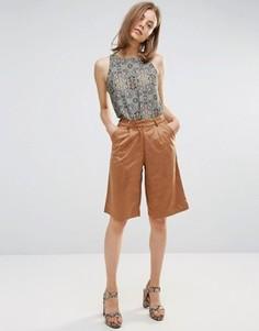 Юбка-брюки Glamorous - Коричневый