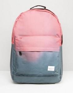 Рюкзак с выцветшим эффектом Spiral - Серый