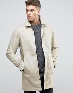 Классическая куртка-макинтош Brave Soul - Stone