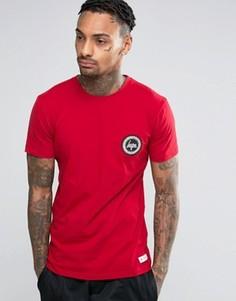 Футболка с логотипом Hype - Красный