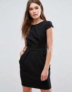 Платье-футляр QED London - Черный