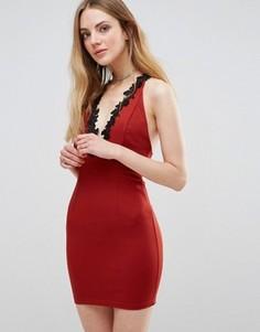 Платье Wyldr Blazing - Оранжевый