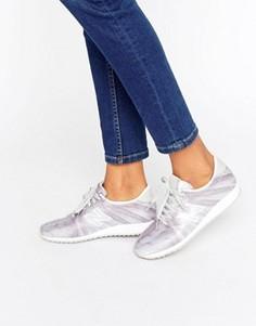 Кроссовки с принтом New Balance - Серый