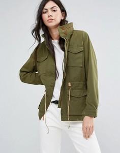 Куртка в стиле милитари Levis - Зеленый Levis®