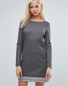 Короткое платье Vero Moda - Черный