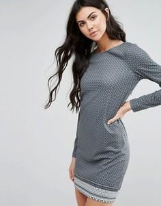 Короткое платье Vero Moda - Темно-синий