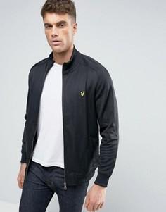 Черная куртка с логотипом-орлом Lyle & Scott - Черный