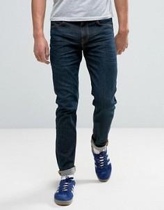 Зауженные джинсы Lee Jeans Arvin Deep Sea - Синий