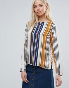 Блузка с длинными рукавами Vila - Синий