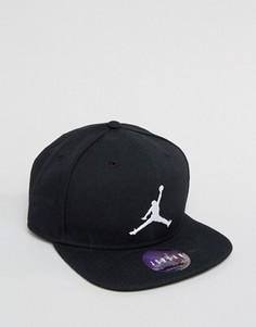Черная бейсболка Nike Jordan Jumpman 619359-014 - Черный