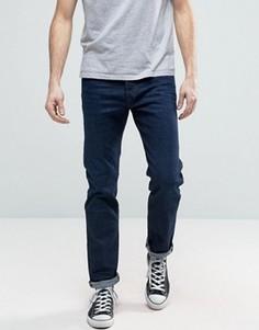 Темные крашеные джинсы Diesel Buster 860Z - Темно-синий