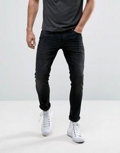Черные джинсы скинни Redefined Rebel - Черный