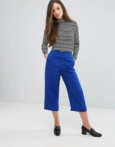 Юбка-брюки с широкими штанинами Glamorous - Синий