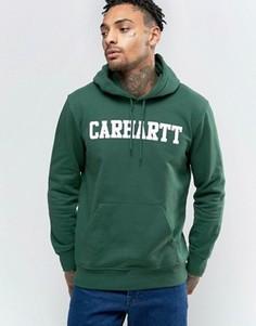 Худи Carhartt WIP - Зеленый
