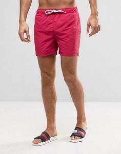 Красные шорты для плавания Tommy Hilfiger - Красный