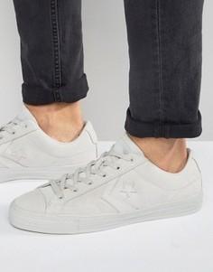 Белые кроссовки Converse Star Player 155404C - Белый